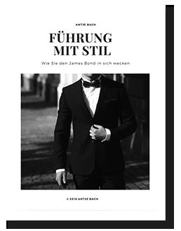 Antje Bach, E-Book, Führung mit Stil