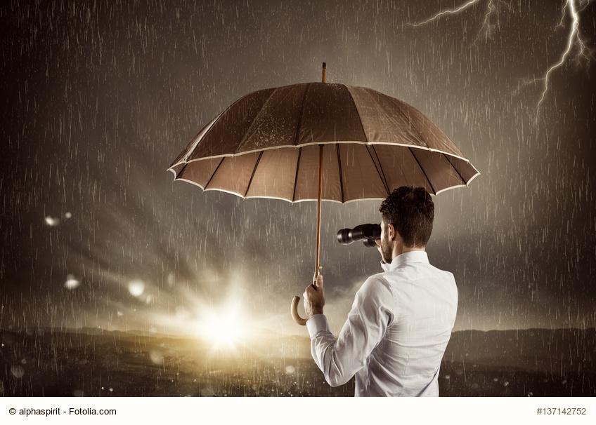 Hoffnungslosigkeit, Karriere, Beruf, Gefühl, Stress, Weitblick, Antje Bach