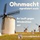 Antje Bach, Zitat, Zitatekarte, inspiriert, Ohnmacht, Windmühle