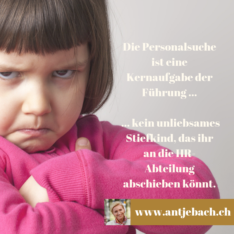 Antje Bach, Personal, Mitarbeiter, Recruiting, HR