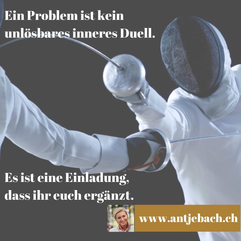 Inspiriert – Duell – Antje Bach