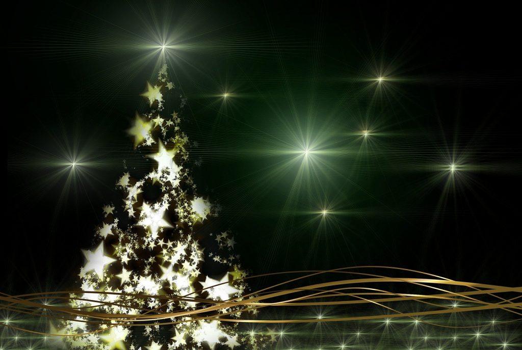 Weihnachtsbaum, Antje Bach, Weihnachten, Erfolg, Jahresrückblick