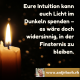 Zitatkarte, Antje Bach, Inspiriert